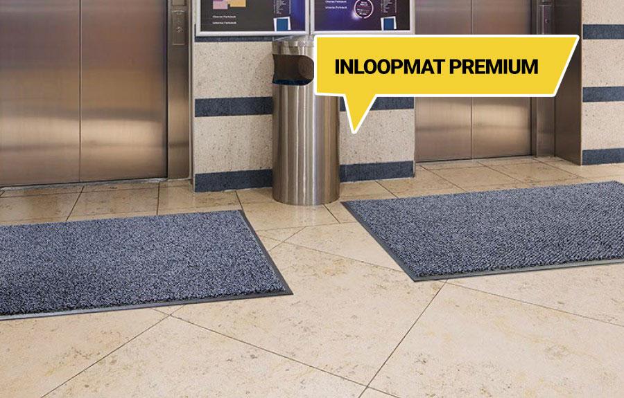 Inloopmat premium voor de lift